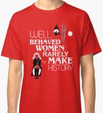 Hermione's Misbehaviour Classic T-Shirt