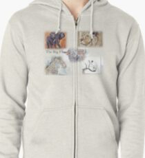 Lodge décor - The Big Five Zipped Hoodie