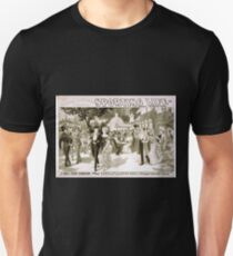 Performing Arts Posters The mammoth spectacular production Sporting life written by Cecil Raleigh Seymour Hicks 1354 T-Shirt