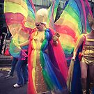 Brighton Pride 2014 by Ludwig Wagner