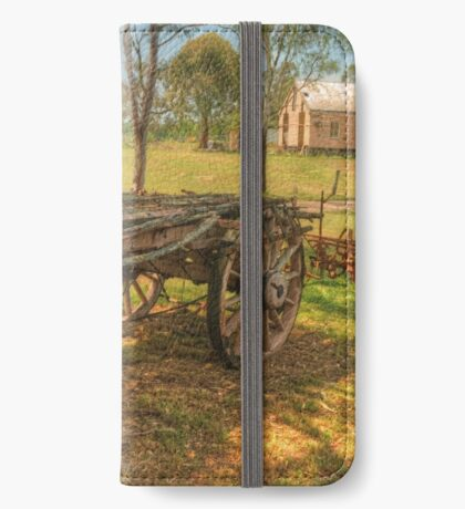 The Dray & Miss McMahons Cottage iPhone Wallet
