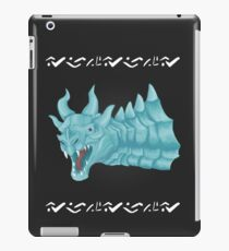 Blue Dragon iPad Case/Skin