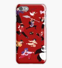 Martial Arts iPhone Case/Skin