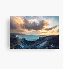 Allihies Bowl Canvas Print