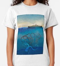 Sea Monster Classic T-Shirt