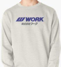 Work Wheels - JDM Pullover