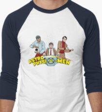 AstrophysiX-Men v2 Men's Baseball ¾ T-Shirt