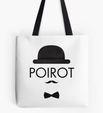 Poirot Tote Bag