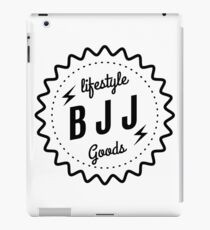 BJJ lifestyle goods iPad Case/Skin