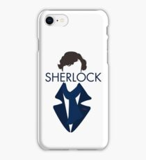 Sherlocked iPhone Case/Skin