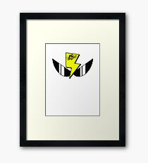 Air Zonk - PC Engine Framed Print