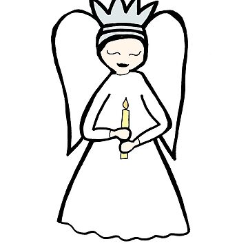 Angel Candle by SoxyFleming
