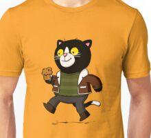 Autumn Kitty Unisex T-Shirt