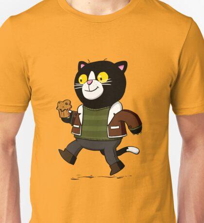 Autumn Kitty T-Shirt