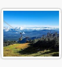 Cannon Mountain's Aerial Tramway  Sticker