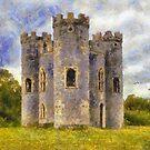 Blaise castle, Bristol, UK by David Carton