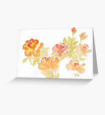 Luminosity Greeting Card