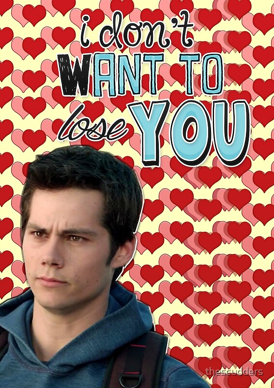 Season 5 Teen Wolf Greeting Cards [Stiles] By Thescudders