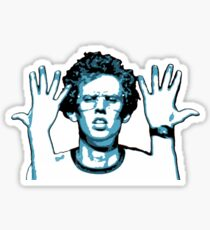 napoleon dynamite art Sticker