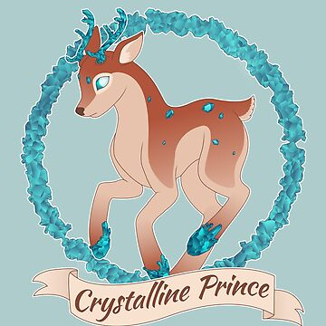 Crystal Prince by deliinthesky