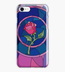 Glass Rose iPhone Case/Skin
