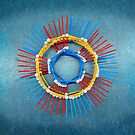 zometool photo-art IV by Erwin G. Kotzab