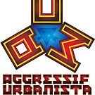Aggressif Urbanista Movement by Lee Edward McIlmoyle