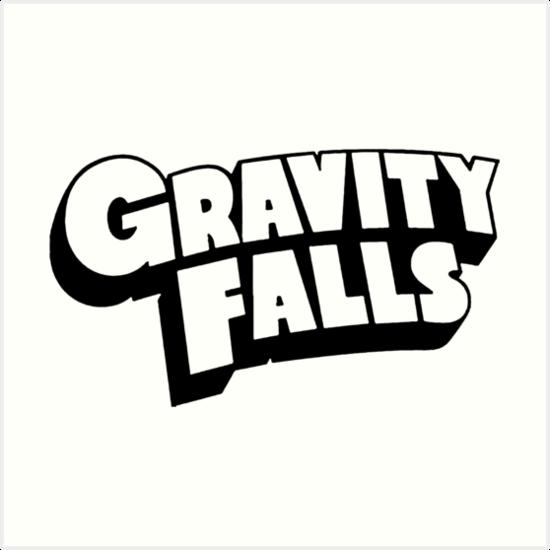 Gravity Falls Logo 2 By Cerebrare