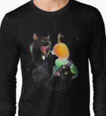 3 Yawning Cats T-Shirt