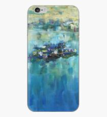 Lily Pond - morning iPhone Case