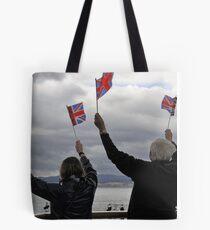 British forever? Tote Bag