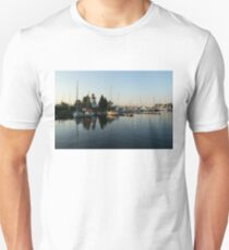 Hot Summer - Clear Sky and Sunshine at the Yacht Club Unisex T-Shirt