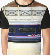 Great western time warp Graphic T-Shirt