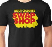 Multi-Coloured Swap Shop Unisex T-Shirt