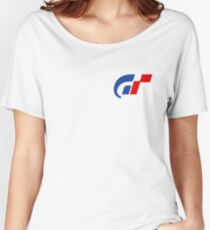 Gran Turismo Logo Women's Relaxed Fit T-Shirt