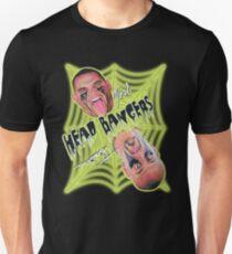 Camiseta unisex Headbangers luchando 1998