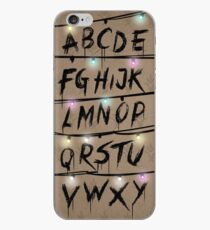 Stranger Things Coloured iPhone Case