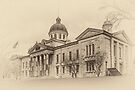 Frontenac County Court House - sepia by PhotosByHealy