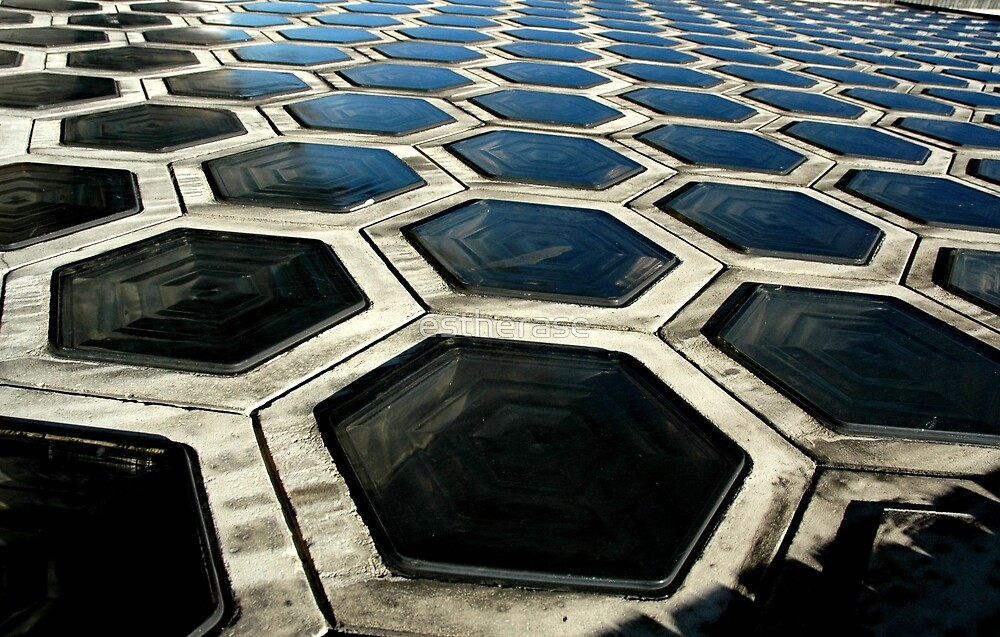 hexagons by estherase