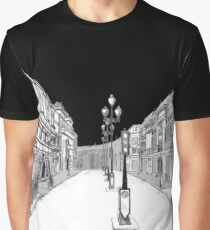 London Street Graphic T-Shirt
