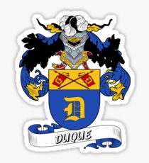 Duque Sticker