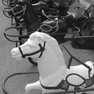 Les petits chevaux by Caroline Clarkson