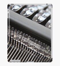 Typewriter .. iPad Case/Skin
