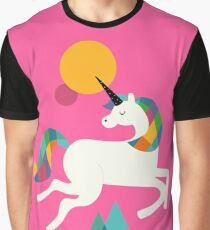 To be a unicorn Graphic T-Shirt