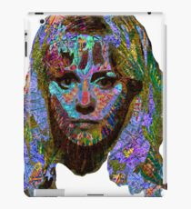 Capable Friend Of The Fifties Film Scream Queen Version One  iPad Case/Skin