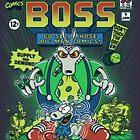 The Horrible Boss by Punksthetic