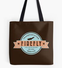 Firefly Transportation Tote Bag