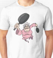UniquePublications: REDNECK NINJAS Granny Knech Unisex T-Shirt
