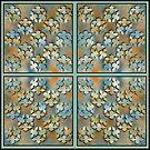 Field of Cubes by bernzweig