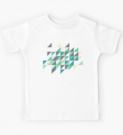Triangles [never win] Kids Clothes